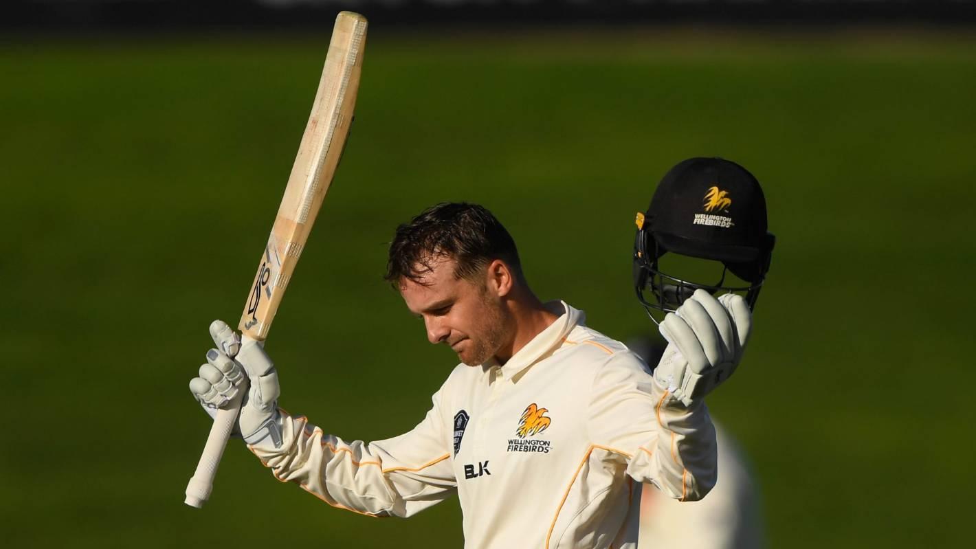 England gain early edge before Tom Blundell, Kyle Jamieson centuries