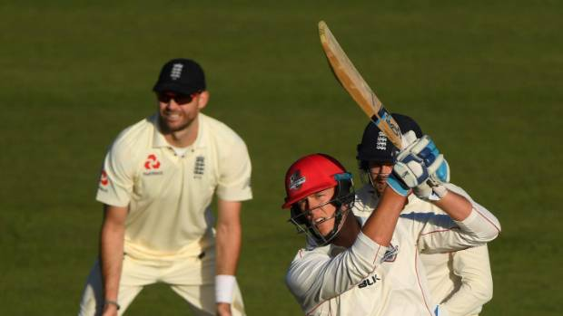 Liam Livingstone the bright spot in England's woeful batting display