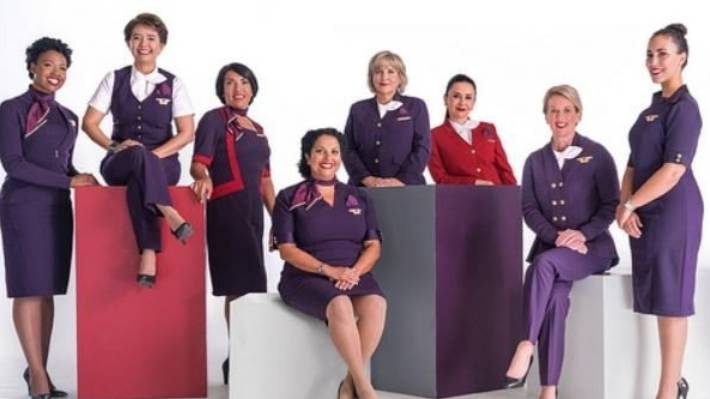 Delta S Uniforms Needed An Update So They Called Designer