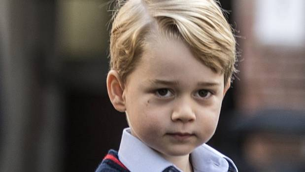 Prince George Is Still ''Obsessed'' With All Things Police