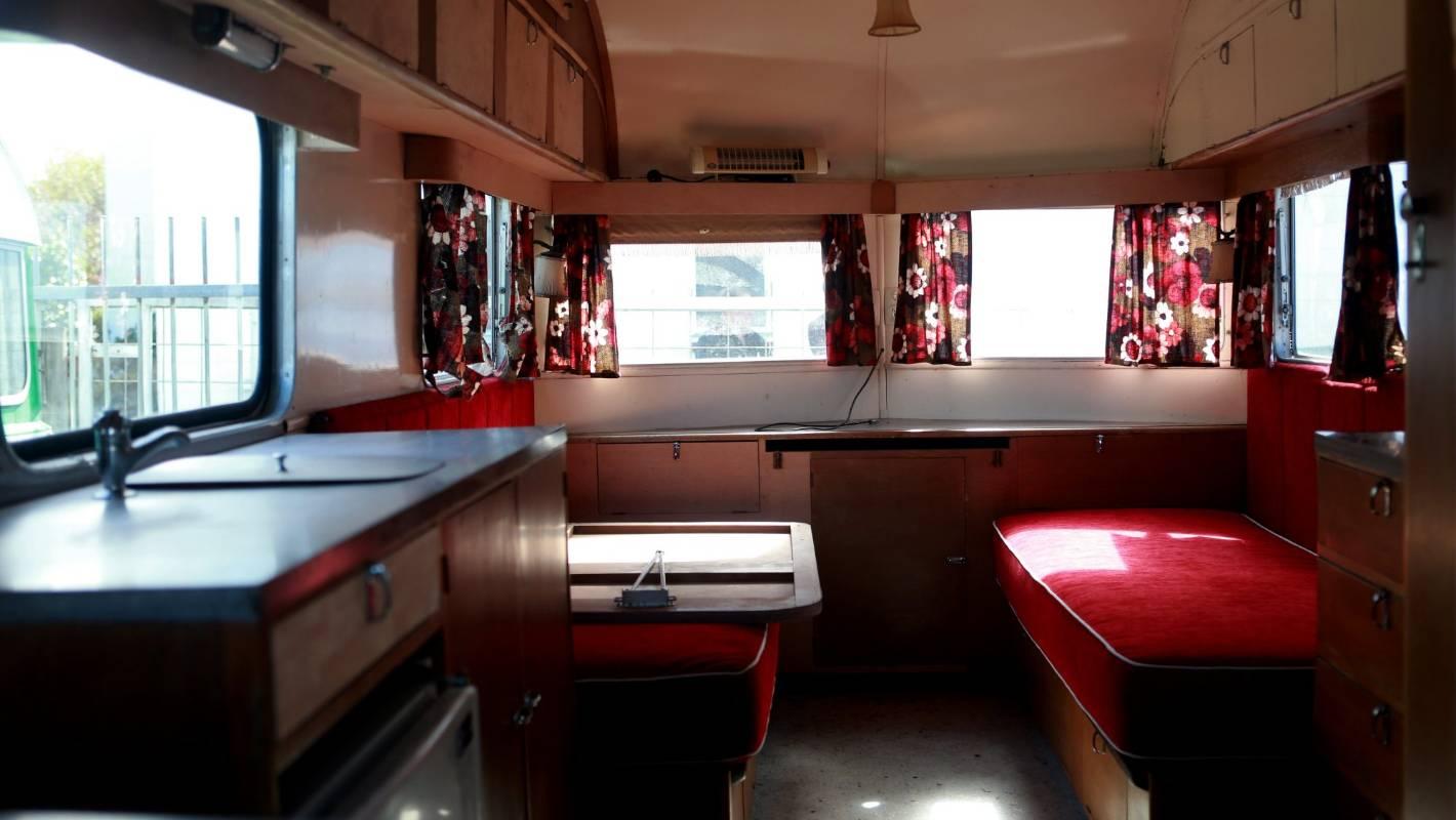A career in caravans turns vintage for Hamilton coach builder