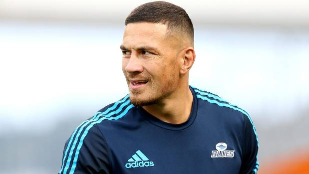 Boost for Blues as Sonny Bill returns