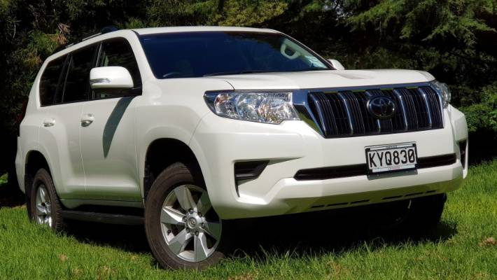 How the Toyota Land Cruiser Prado flollops its way into your heart