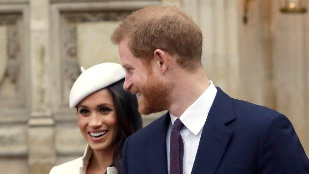 The Queen Has Officially Given Meghan Markle And Prince Harry Her Blessing