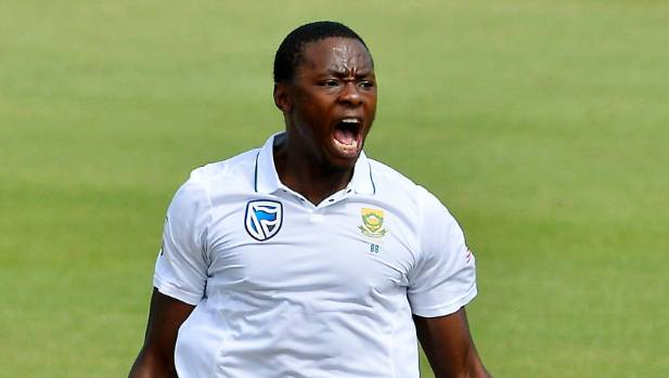 Ban overturned, Rabada available for 3rd test v Australia