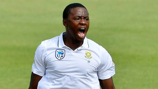 TL;DR: Rabada bumped me harder than it looked like: Smith