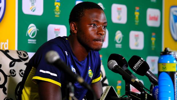 Kagiso Rabada takes '50/50' responsibility for Steve Smith send-off