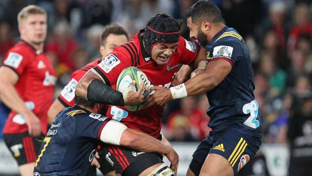No SOS for injured All Blacks as Crusaders brace for Bulls