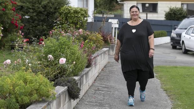 Brenda Warren adapts to new life following mini gastric bypass surgery