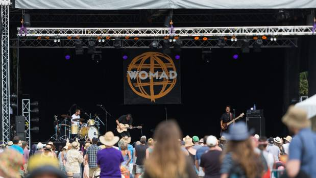 Womad 2018 - Day 3 at New Plymouth Brooklands Park