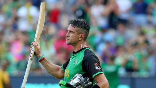 Kevin Pietersen: I couldn't improve so I quit