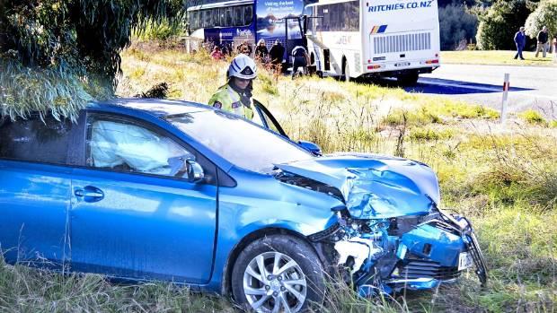 Car Accident Te Anau