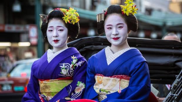 Japan: Secrets of a Geisha