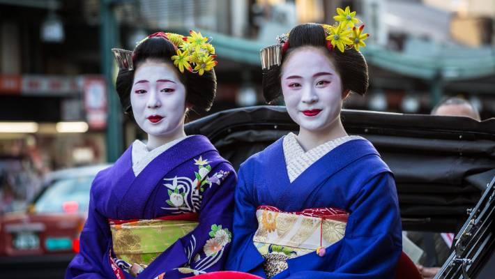 Don't chase geishas.