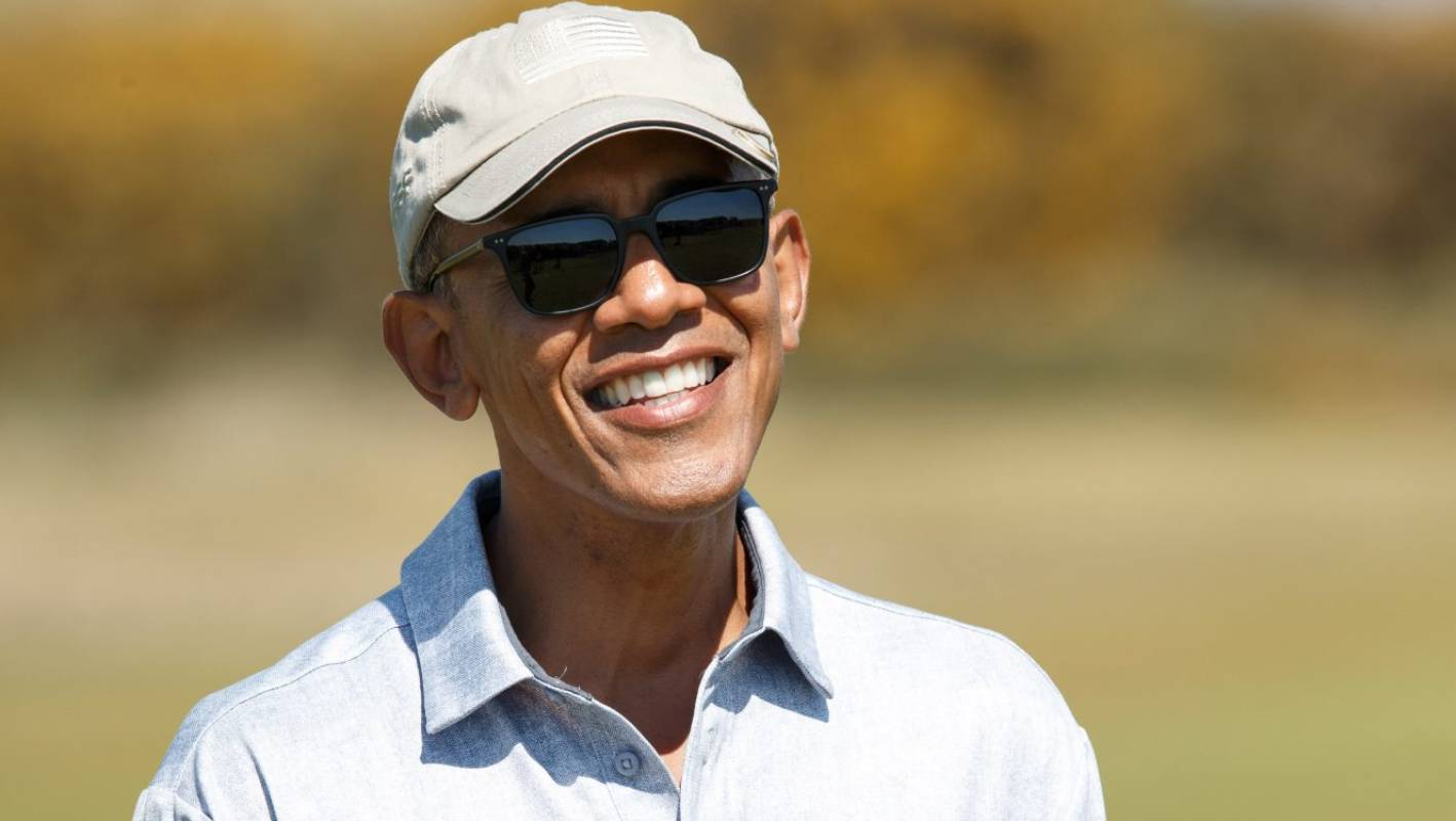 76ffd8675b3879 What Barack Obama has been up to since he left office | Stuff.co.nz
