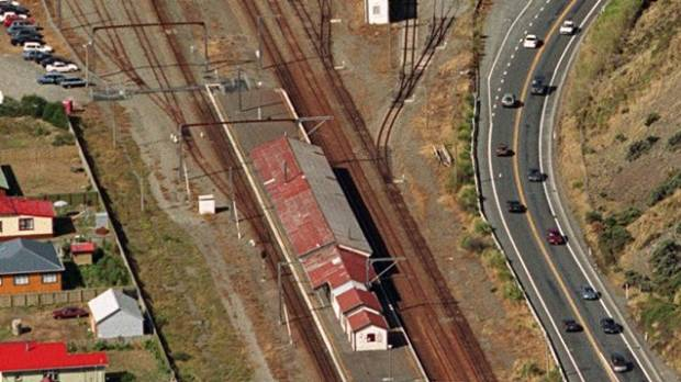Kāpiti rail line closed for police pursuit