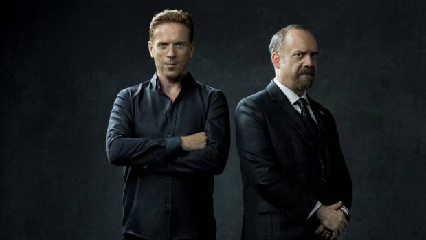 Billions, starring Damian Lewis and Paul Giamatti, is among the best shows you aren't watching on TV.