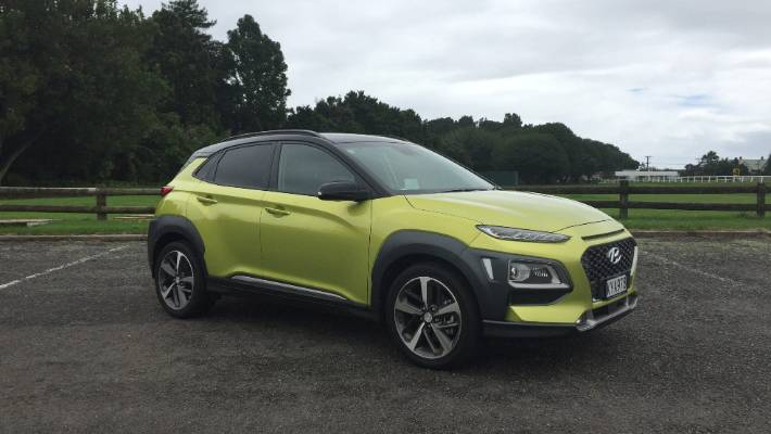 Turbocharging and AWD adds spice to the Hyundai Kona flavour