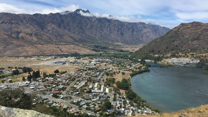 Changes in Queenstown are 'astounding' | Stuff co nz