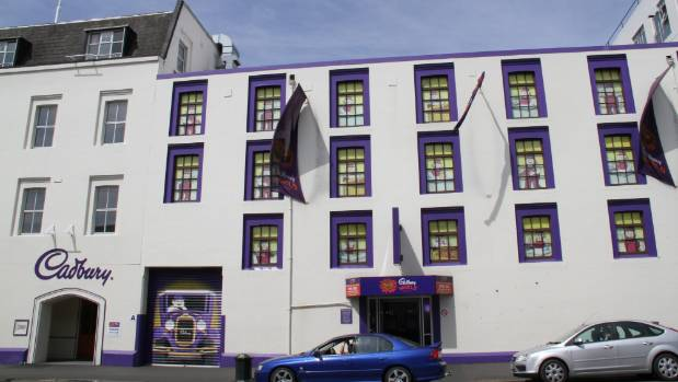 Cadbury's Dunedin factory, which is owned by Mondelez, finishes production at the end of March. Its equipment is being ...