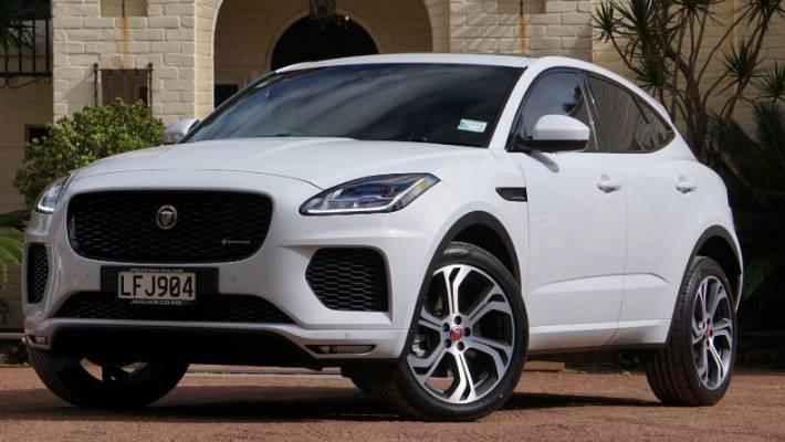 Jaguar's E-Pace cub intent on bucking the SUV powertrain