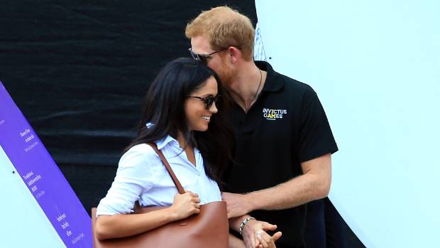 New tell-all Book Reveals How Meghan Markle and Prince Harry Hid Relationship From Paparazzi