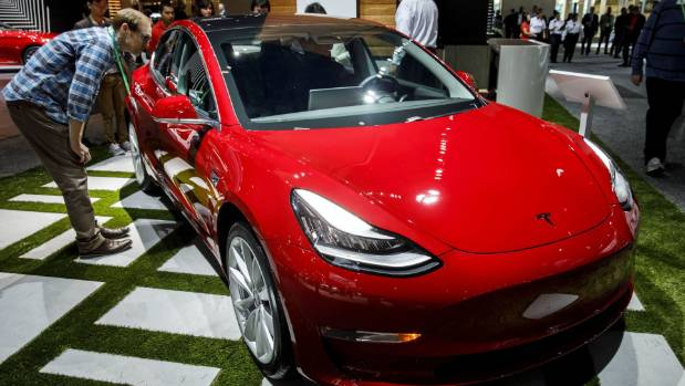 Tesla Will Produce Model 3 Units 24/7 To Meet Demand