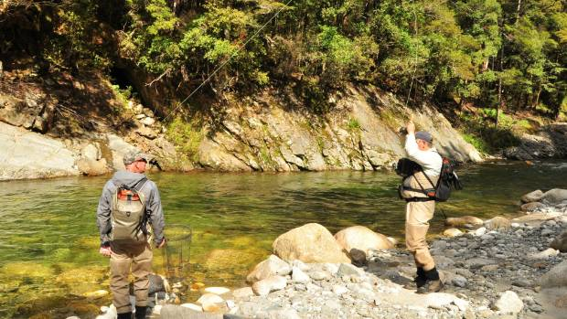 Guided anglers could be barred from certain areas if proposals to reclassify at risk trout fisheries are accepted.