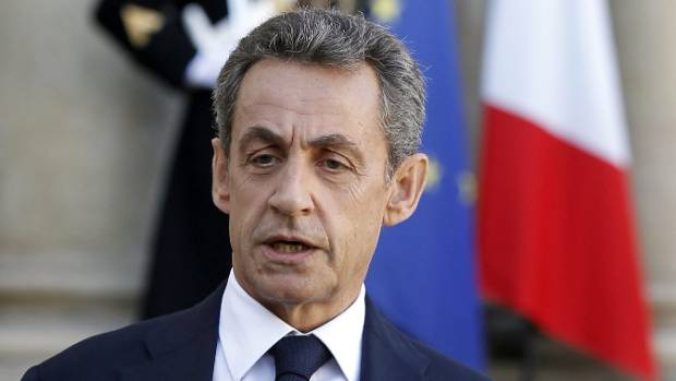 Sarkozy in police custody over poll campaign funding