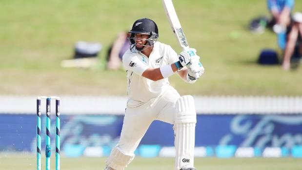 Rain continues to interrupt NZ Test match