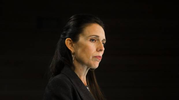 Prime Minister Jacinda Ardern announce everything was on the table as the Government considers the future of the oil and ...