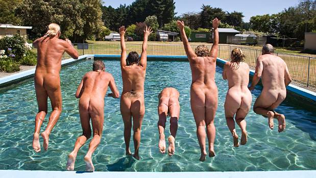 Naturists groups