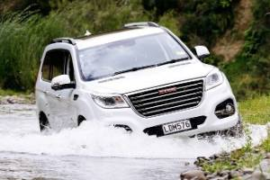 Some like it rough: latest Haval H9 seven-seater remains a hard-core off-roader.