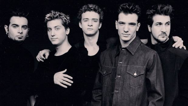 N'Sync To Get Star On Hollywood Walk Of Fame