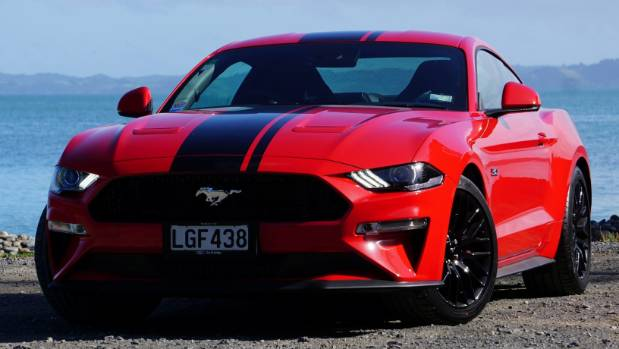 Ford Mustang GT earns its stripes with new technology ...