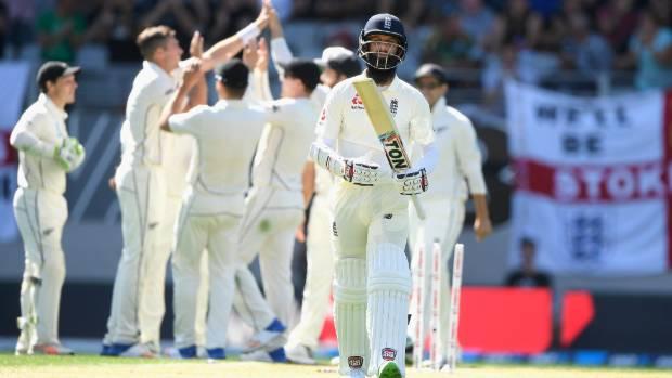 Black Caps v England, first test