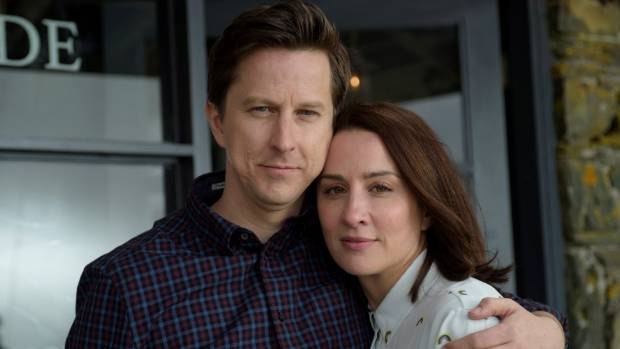 Lee Ingleby stars in The A Word with Morven Christie