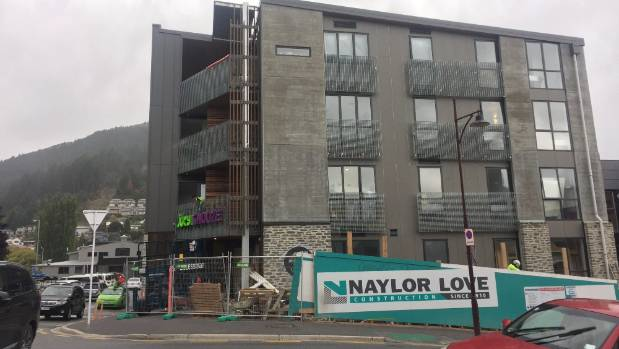 Queenstown hotel boom three new hotels to ease accommodation pressure soon - National express head office number ...