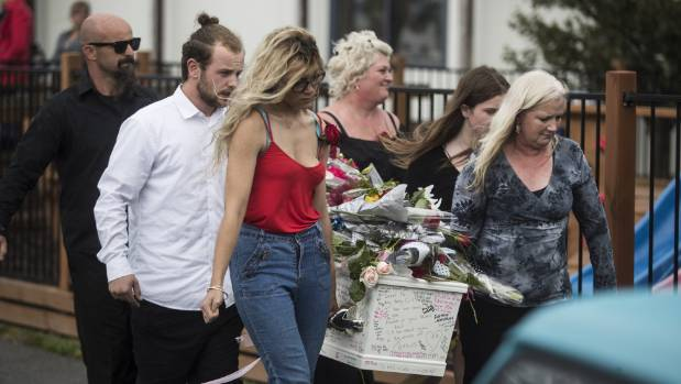 Community farewells teen burgundy rose brown after horrific family and friends of burgundy rose brown shared their grief at her funeral on solutioingenieria Images