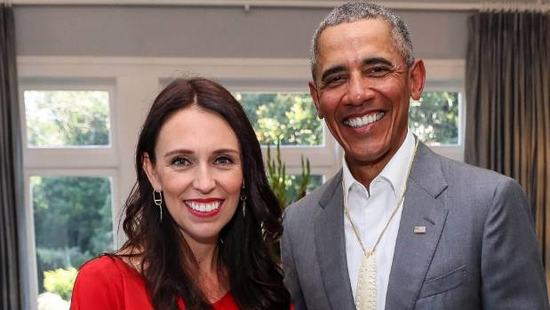 Barack Obama due to arrive in Sydney