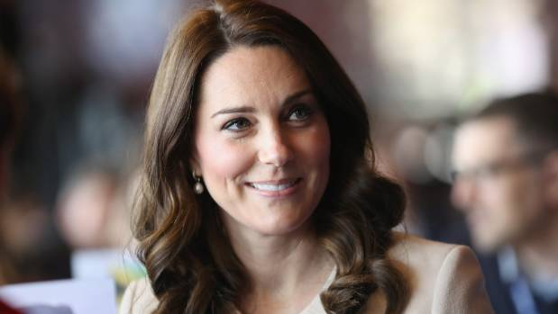 This Is Why Kate Middleton's Bump Looks Bigger During Her Third Pregnancy