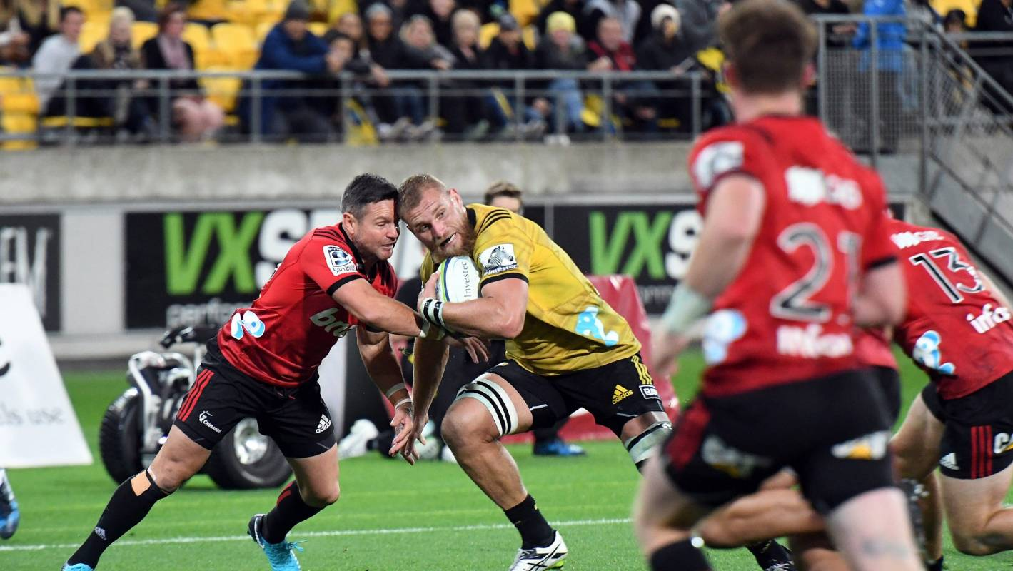 Hurricanes have plenty of admiration for Highlanders ahead of New Zealand derby