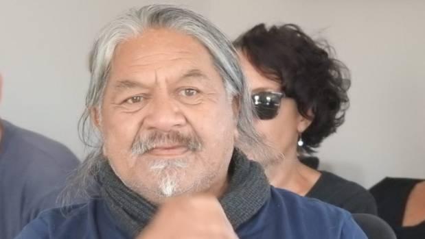 Ngāti Paoa representative George Kahi asked Waiheke Local Board for new  burial sites for ancient Māori