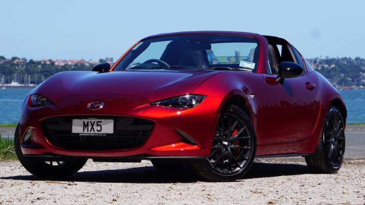 The closest thing you'll get to a Kiwi MX-5   Stuff co nz