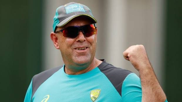 Walkie-talkie fury spares coach Darren Lehmann in ball tampering scandal