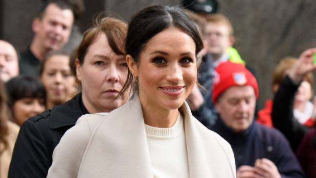 Meghan Markle's Nephew Is Developing Special Cannabis for Her Royal Wedding