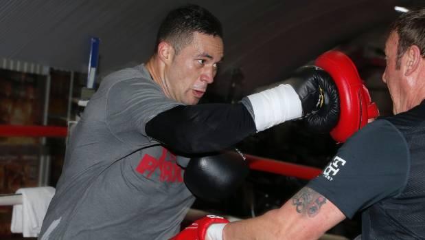 Anthony Joshua lighter for 'dangerous' Joseph Parker fight