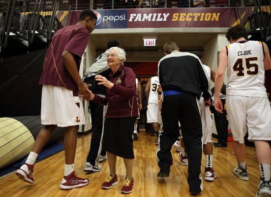 Sister Jean has 'basketball IQ that's off the charts ...