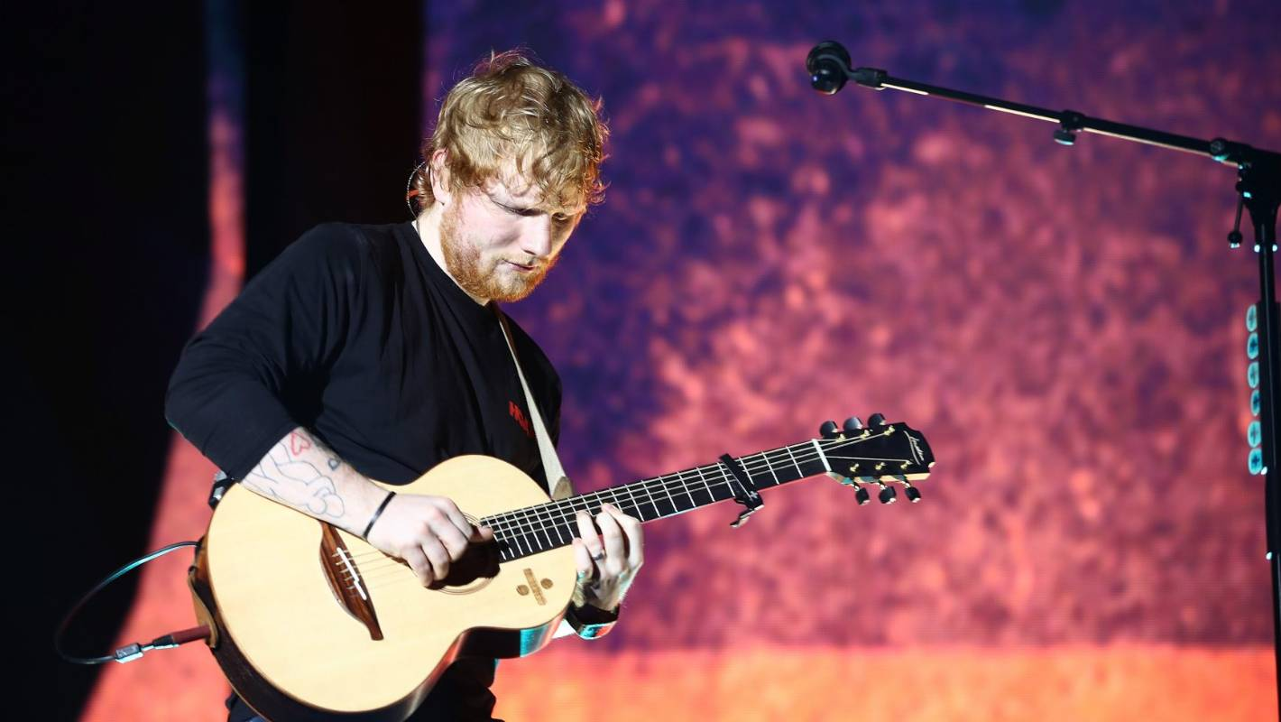 Dunedin Rolls Out The Red Carpet For British Pop Star Ed