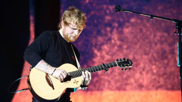 Ed Sheeran: Last chance to see him as UK singer winds up New Zealand ...